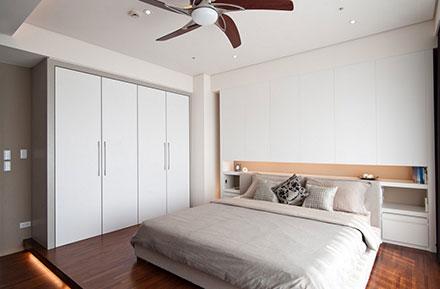 Внутреннее наполнение шкафов для спален