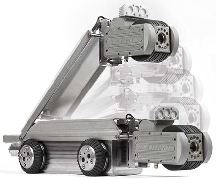 Оборудование для видеоинспекции труб, оборудование для телеинспекции
