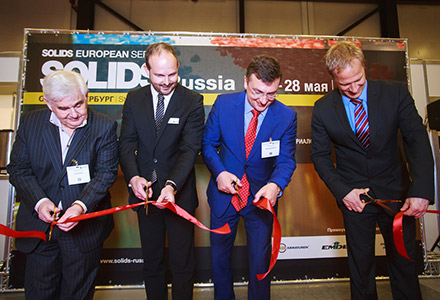 SOLIDS Russia 2015 – успешная премьера на российском рынке