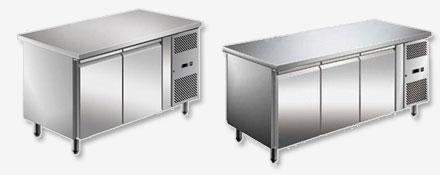 Холодильное оборудование для столовых и ресторанов