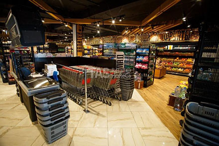 Обновление дизайна и концепции сети магазинов ТОН Вкуса