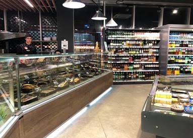 Новый дизайн супермаркета Arbuzz г. Каспийск