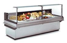 Новые холодильные витрины «Danaos» от компании «Carrier» («Linde»)