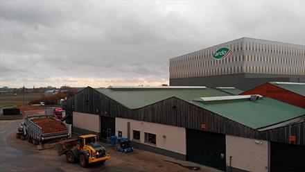 Компания TOMRA Food стала партнером ведущего мирового производителя замороженных овощей