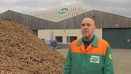 Управляющий производственной линией в компании Ardo Гиллис Алье (Gillis Alliet)