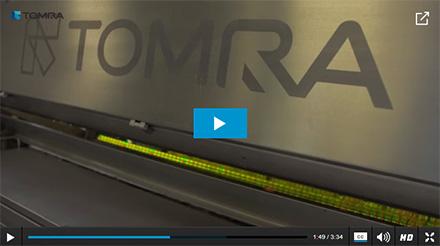 Видеоролик о сотрудничестве компании Ardo с компанией TOMRA Food
