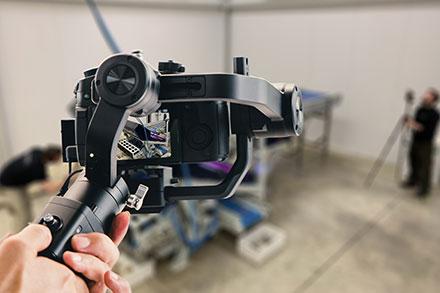 Испытательные и демонстрационные центры компании TOMRA Food доступны посредством виртуальной реальности