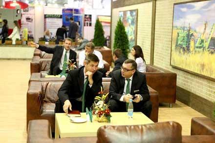 XIX Международная агропромышленная выставка «ЮГАГРО»