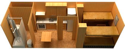 Вагон-дома: новый подход к мобильному жилью