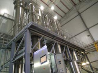 Вакуум-выпарная установка для Трубчевского Молочного Комбината