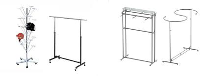 Вешала — оборудование, претендующее на главное место среди оборудования для одежды