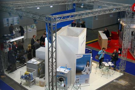 Texcare Russia 2011 - Международная выставка товаров, оборудования и услуг для химчистки, прачечной, клининга и текстильного сервиса