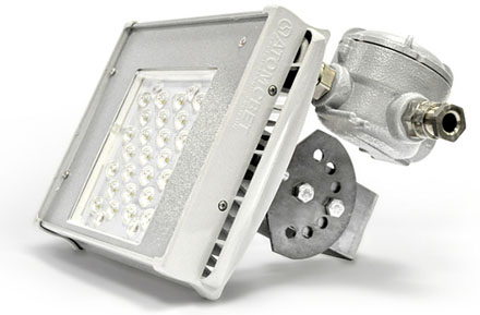 Новые возможности взрывозащищенных светильников Plant Ex