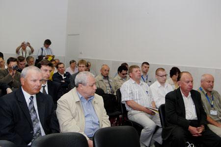 Итоги «РОСМОЛД — 2008»
