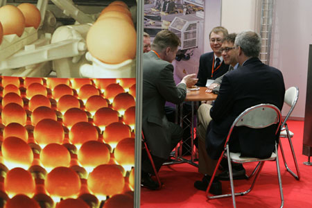 Международный Форум «Мясная промышленность. Куриный Король/VIV Russia 2007 «Индустрия Холода/Refrigeration Technology & Frozen Foods Show»