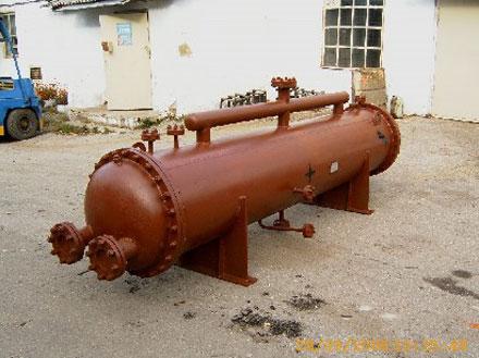 Теплообменник для охлаждения аммиака теплообменники для бассейна москва