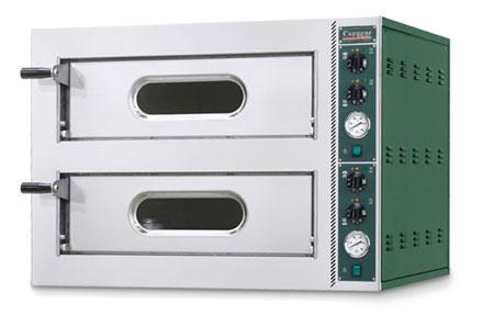 Cuppone BS435/2M — Печь электрическая для пиццы