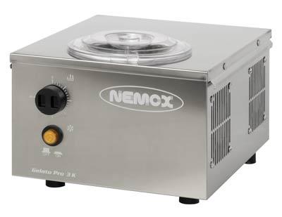 Новая серия батч-фризеров серии Gelato Pro K от NEMOX