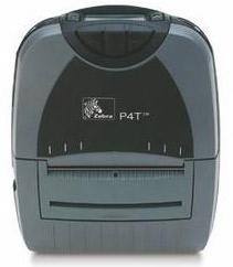 Многофункциональный принтер Zebra P4T