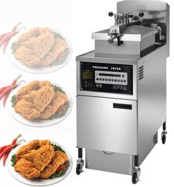 Фритюрница для приготовления продуктов путем обжарки под давлением PFE600