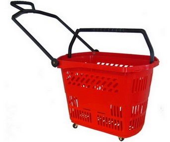 Superbasket - Покупательская корзина с колёсами.