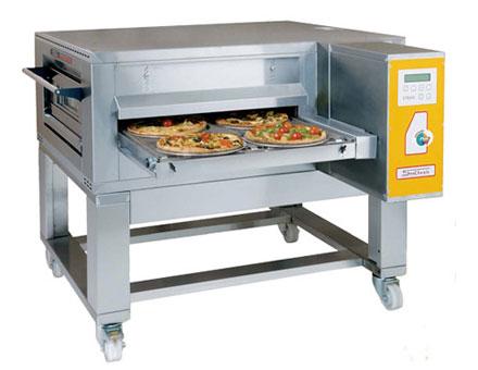 Новые модели конвейерных печей серии Synthesis от Zanolli