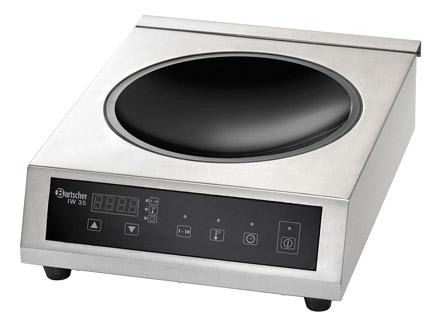 Настольная индукционная плита-WOK Bartscher 105.980
