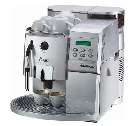 Кофеварка saeco royal one touch cappuccino — лучший выбор для офисов.