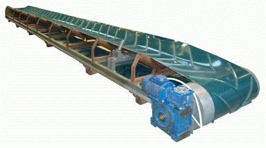 Транспортер ленточный желобчатый ТЛЖ 2 вставить стекла в фольксваген транспортер