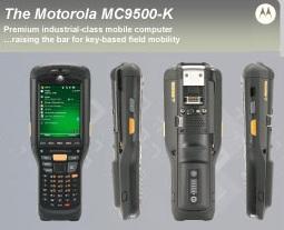 В продажу поступил терминал премиум-класса — Motorola MC9500-K