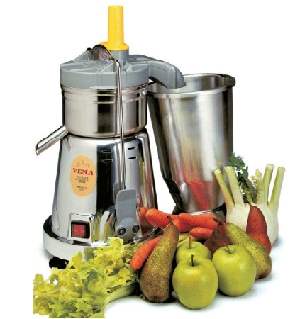 Vema CE 2083/L - Соковыжималка для овощей и фруктов