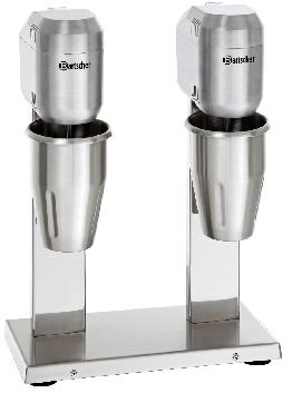 Bartscher 135.102 Turbo - Миксер для коктейлей, 2 группа