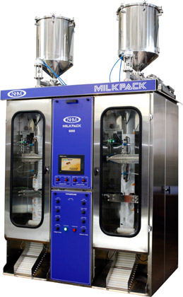 Автомат NHM MilkPack 6000