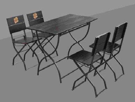 Мебель для летнего кафе от производителя