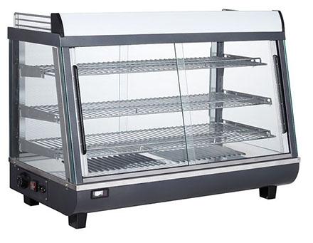 Настольная тепловая витрина VIATTO RTR-136L