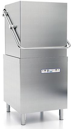 Посудомоечная машина купольного типа с дозаторами ополаскивающего и моющего средств VIATTO CLP+DD