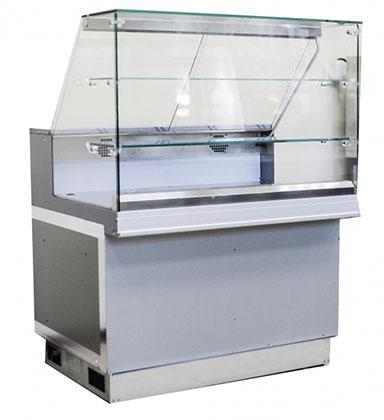 Orion TIEFFE 15 — Витрина холодильная кондитерская, без панелей