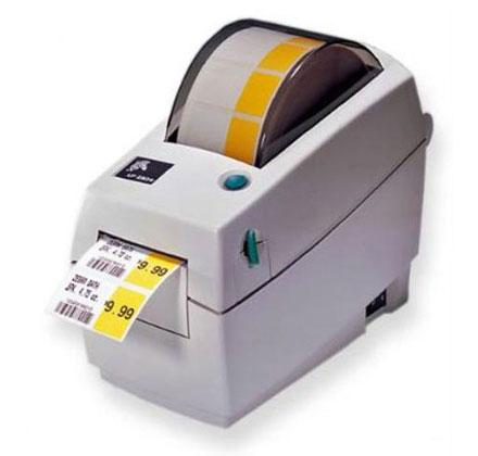 Расходные материалы для принтеров штрих-кода