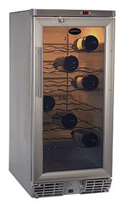 Nemox CB - Шкаф для хранения и продажи вин.