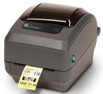 Принтер Zebra GK420